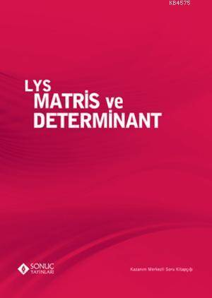 Lys Matris Ve Determinant