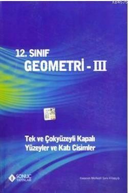 12.Sınıf Geometri -3- (Tek Çokyüz. Kap. Katı Cis.)
