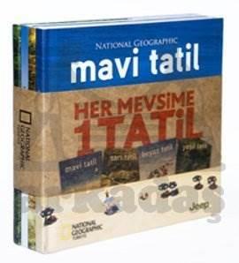 Her Mevsime 1 Tatil Seti (4 Kitap)