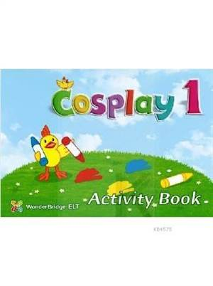 Cosplay 1 Activity Book