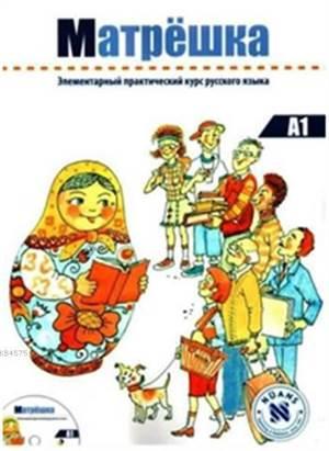Matryoshka A1 + CD Rusça Ders Kitabı