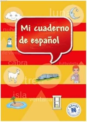 Mi Cuaderno De Español - İspanyolca Defteri