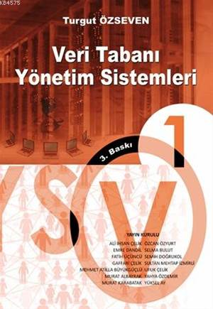 Veri Tabani Yönetim Sistemleri-1