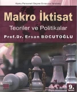 Makro İktisat - Teoriler Ve Politikalar