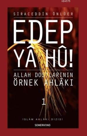 Edep Ya Hu (1.Cilt)