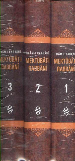 Mektubat I Rabbani (3 Cilt)