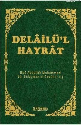 Delâilü'l Hayrât (Hafız Boy)