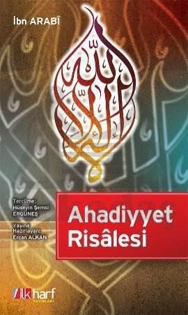 Ahadiyyet Risâlesi