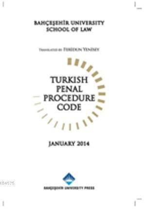 Turkish Penal Procedure Code