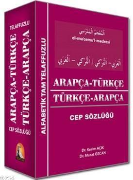 Arapça-Türkçe/Türk ...