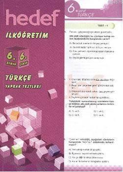 6 Türkçe Yaprak Test