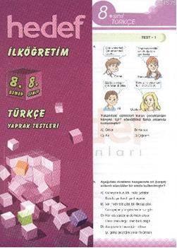 8 Türkçe Yaprak Test