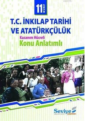 11. Sınıf T.C. İnkılap Tarihi Ve Atatürkçülük Konu Anlatımlı