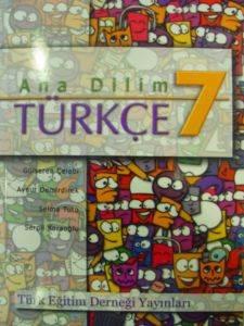 Ana Dilim Türkçe 7