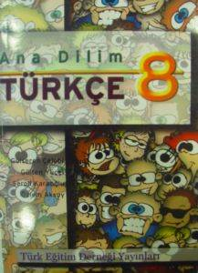 Ana Dilim Türkçe 8