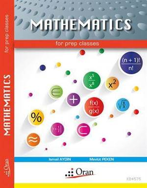 Mathematics For Prep Classes