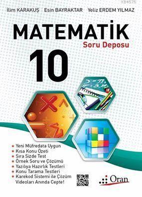 Matematik 10 Soru Deposu