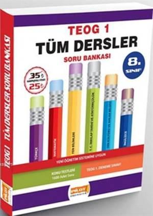 TEOG 1 Tüm Dersler Soru Bankası