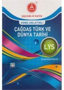 LYS Çağdaş Türk Dünya Tarihi Konu Anlatımlı