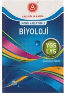YGS LYS Biyoloji Konu Anlatımlı