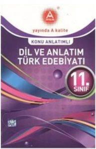 11.Sınıf Dil ve Anlatım Türk Eedebiyatı Konu Anlatımlı