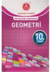 10.Sınıf Geometri Konu Anlatımlı Soru Bankası