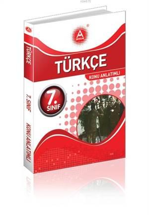 7. Sınıf Türkçe Konu Anlatımlı