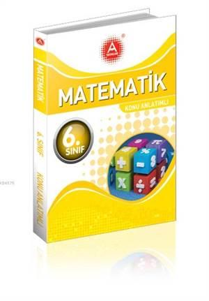 6. Sınıf Matematik Konu Anlatımlı