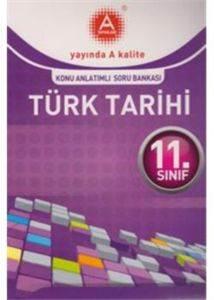 11.Sınıf Türk Tarihi Konu Anlatımlı