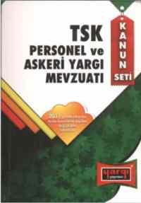 TSK Personel ve Askeri Yargı Mevzuatı