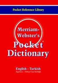 Pocket Dictionary - İngilizce Türkçe Cep Sözlüğü