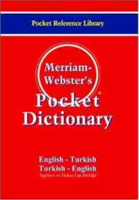 English-Turkish Pocket Dictionary