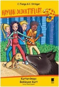 Hayvan Dedektifleri-Kurtarılmayı Bekleyen Kurt