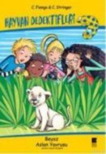 Hayvan Dedektifleri - Beyaz Aslan Yavrusu