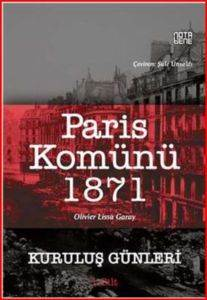 1871 Paris Komünü Tarihi 1. Cilt