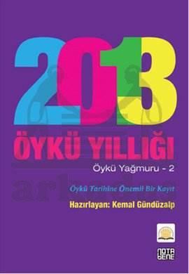 2013 Öykü Yıllığı