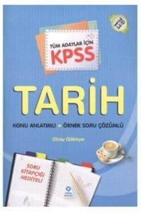 Örnek Akademi KPSS Tarih Özet K.A. Örnek Soru Çözümlü