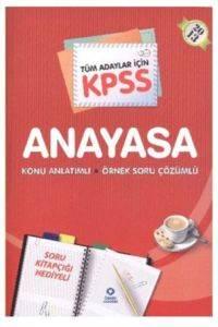 Örnek Akademi KPSS Anayasa Özet Konu Anlatımlı Örnek Soru Çözümlü