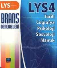 LYS 4 Branş Denemeleri