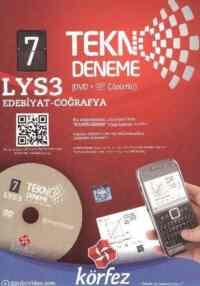LYS 3 Edebiyat - Coğrafya Deneme