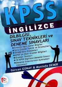 KPSS İngilizce Dilbilgisi, Sınav Teknikleri ve Deneme Sınavları