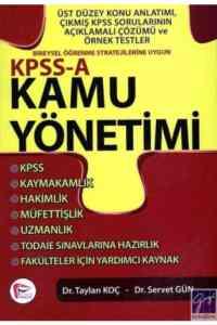 KPSS A Kamu Yönetimi
