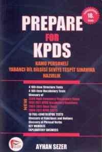 Prepare For KPDS-Kamu Personeli Yabancı Dil Bilgisi Seviye Tespit Sınavına HAzırlık