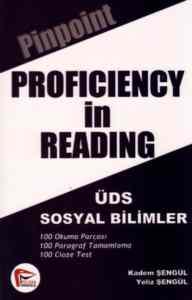 Proficiency in Reading ÜDS Sağlık Bilimleri