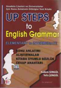 UP Steps to English Grammar Elementary to İntermediate