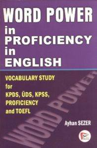 Word Power In Profiency In English