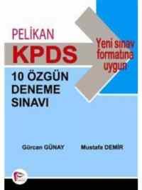 Pelikan KPDS 10 Özgün Deneme Sınavı