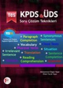 Yes KPDS & ÜDS Soru Çözüm Teknikleri