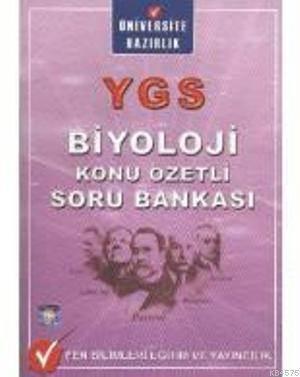 Ygs Biyoloji - Konu Özetli Soru Bankası
