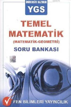 YGS Temel Matematik - Geometri Soru Bankası